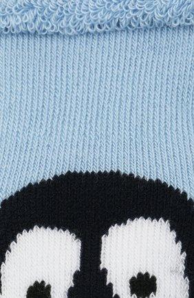 Детские носки FALKE голубого цвета, арт. 12908. | Фото 2