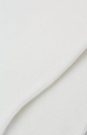 Детские хлопковые колготки FALKE белого цвета, арт. 13625. | Фото 2