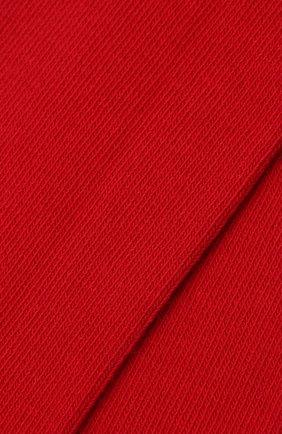 Детские хлопковые колготки FALKE красного цвета, арт. 13625. | Фото 2