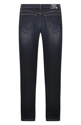 Детские джинсы DOLCE & GABBANA синего цвета, арт. L42F05/LD935/8-14 | Фото 2