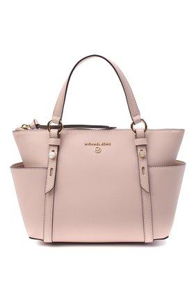 Женский сумка-шопер nomad MICHAEL MICHAEL KORS розового цвета, арт. 30T0GNXT1L | Фото 1