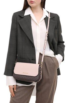Женская сумка bedford legacy MICHAEL MICHAEL KORS коричневого цвета, арт. 32H9G06C3B   Фото 2