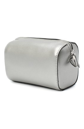 Женская косметичка teti COCCINELLE серебряного цвета, арт. E5 GV0 25 E7 10 | Фото 2