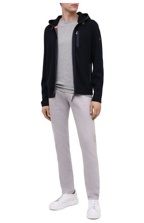 Мужские джинсы AG светло-серого цвета, арт. 1783DSD/07YSSA | Фото 2