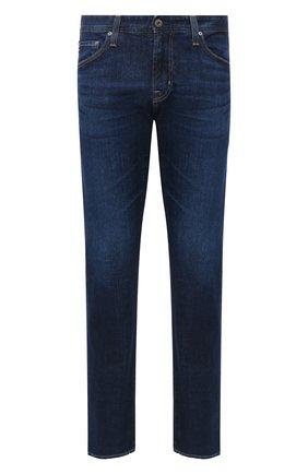 Мужские джинсы AG темно-синего цвета, арт. 1794LED/SEE | Фото 1