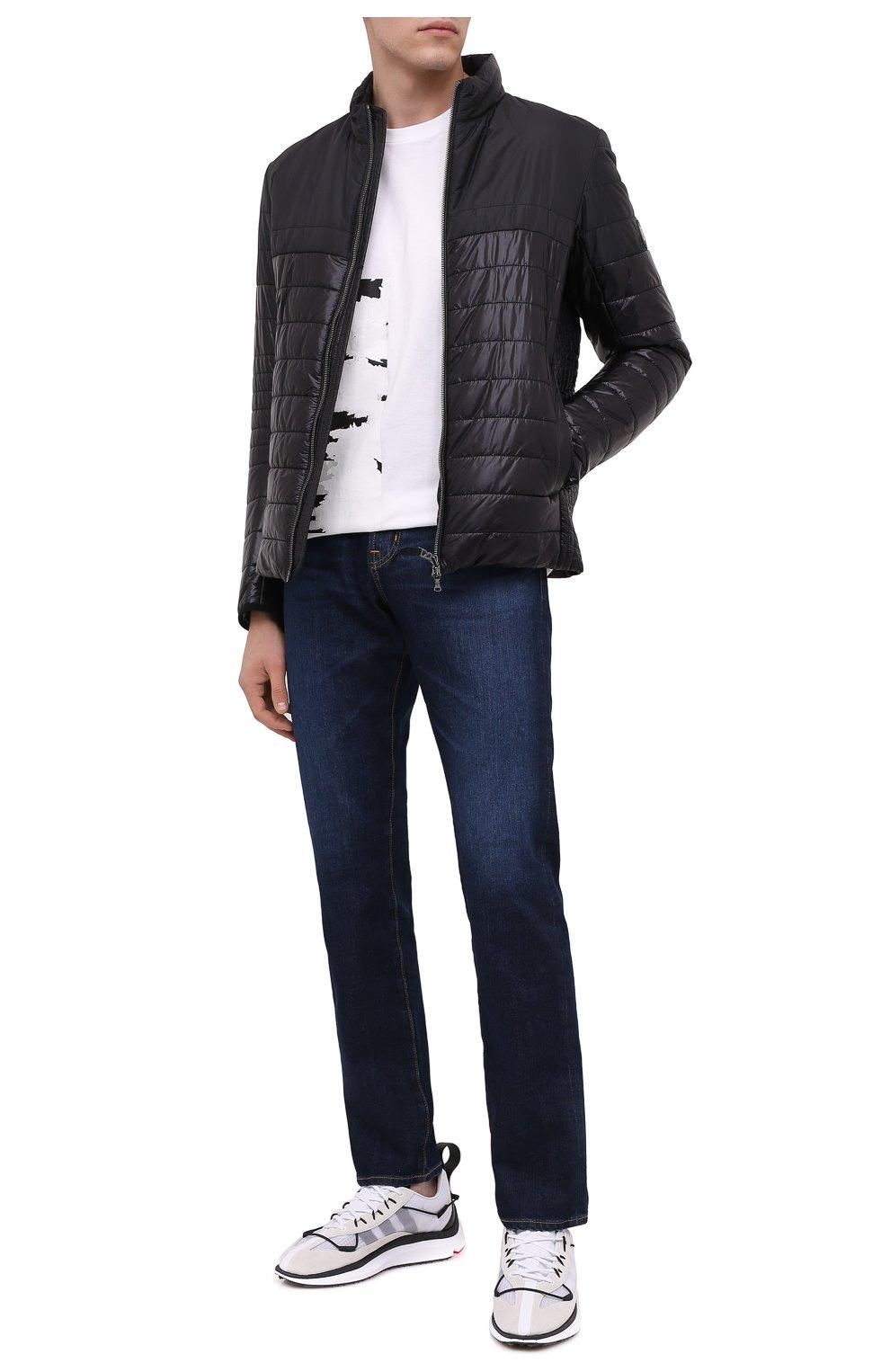 Мужские джинсы AG темно-синего цвета, арт. 1794LED/SEE | Фото 2