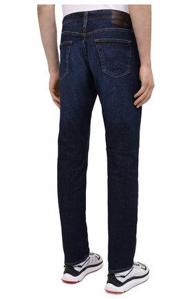 Мужские джинсы AG темно-синего цвета, арт. 1794LED/SEE | Фото 4
