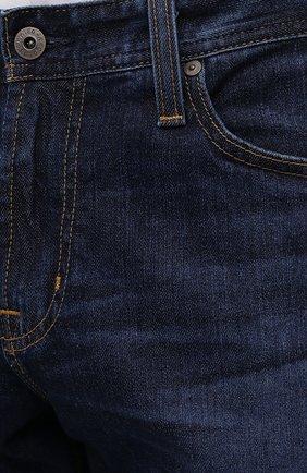Мужские джинсы AG темно-синего цвета, арт. 1794LED/SEE | Фото 5