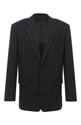 Мужской пиджак JUUN.J черного цвета, арт. JC0911P115 | Фото 1