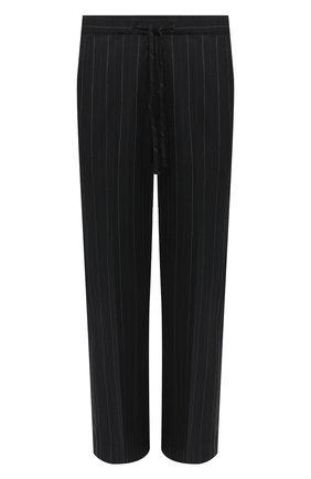 Мужской брюки JUUN.J черного цвета, арт. JC0921P055 | Фото 1