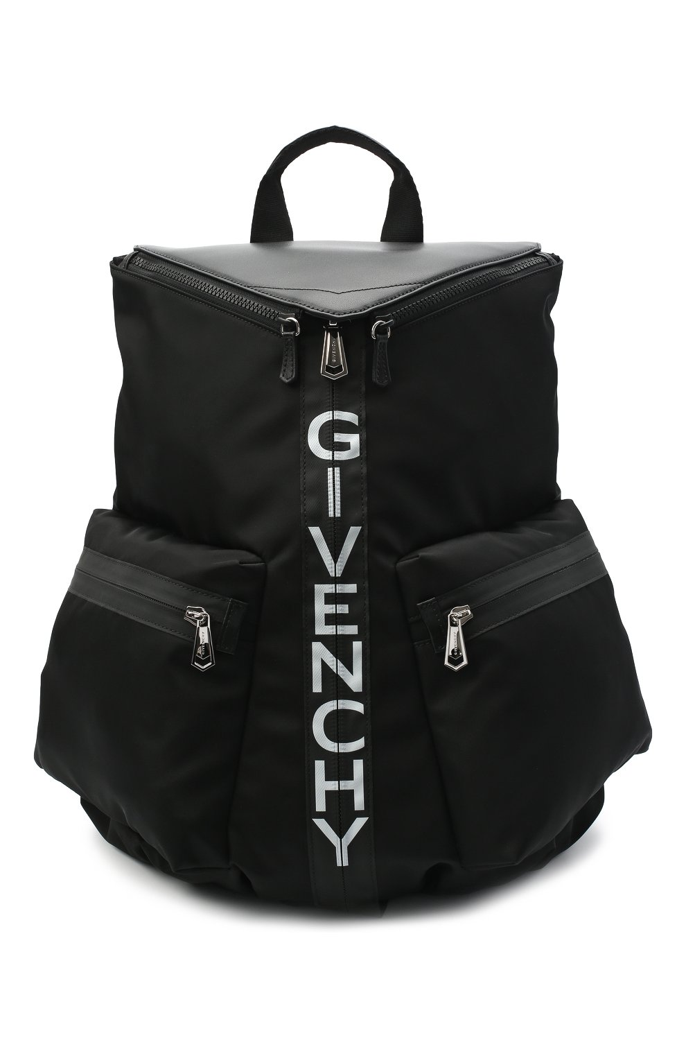 Мужской комбинированный рюкзак spectre GIVENCHY черно-белого цвета, арт. BK507EK0YM   Фото 1