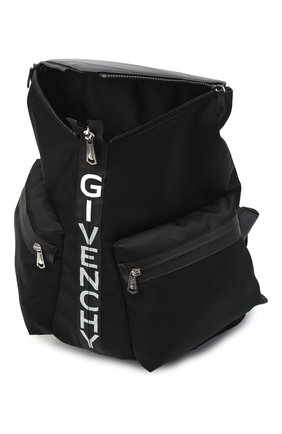 Мужской комбинированный рюкзак spectre GIVENCHY черно-белого цвета, арт. BK507EK0YM   Фото 4