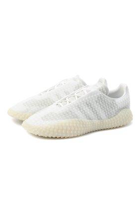 Мужские кроссовки graddfa akh adidas x craig green ADIDAS ORIGINALS белого цвета, арт. FW4188 | Фото 1