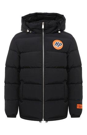 Мужская пуховая куртка HERON PRESTON черного цвета, арт. HMED003F20FAB0011022 | Фото 1