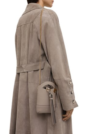 Женская сумка walden CHLOÉ серого цвета, арт. CHC20AP330C61   Фото 2