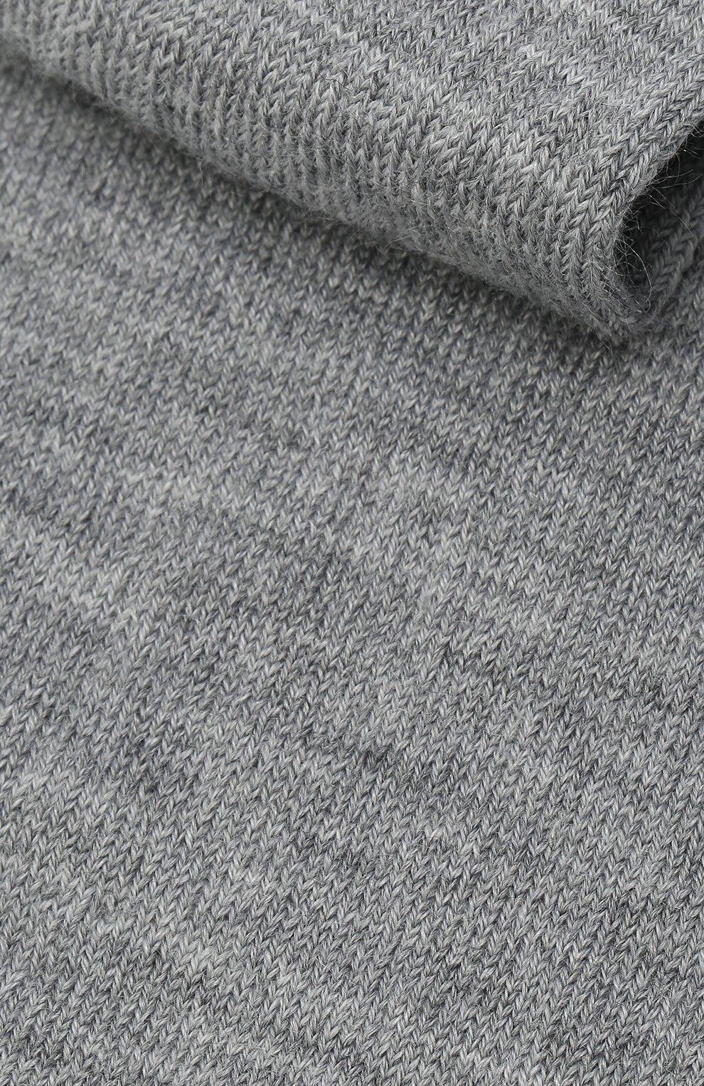 Детские колготки LA PERLA серого цвета, арт. 47186/7-8 | Фото 2 (Материал: Текстиль, Кашемир, Шерсть)