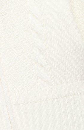 Детский шерстяной комбинезон BABY T белого цвета, арт. 20AI031TZ/18M-3A   Фото 3