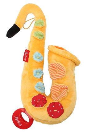 Детского музыкальная игрушка саксофон SIGIKID разноцветного цвета, арт. 42284 | Фото 1