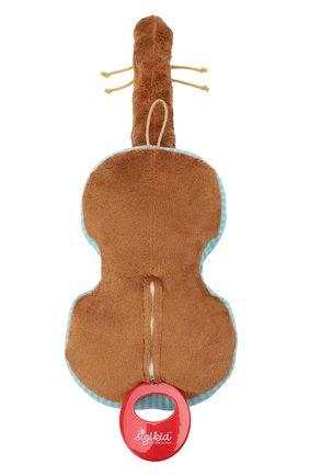 Детского музыкальная игрушка скрипка SIGIKID разноцветного цвета, арт. 42285 | Фото 2