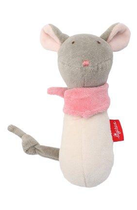 Детского игрушка-хваталка мышка SIGIKID разноцветного цвета, арт. 39201 | Фото 1