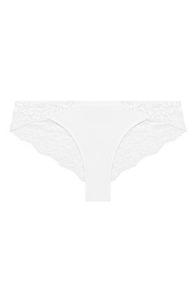 Женские трусы-слипы LA PERLA белого цвета, арт. 0021057/0001 | Фото 1