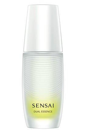 Женская эссенция для лица dual essence SENSAI бесцветного цвета, арт. 91115 | Фото 1