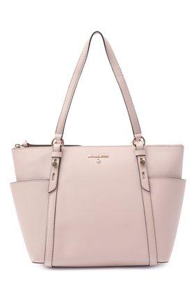 Женский сумка-тоут nomad MICHAEL MICHAEL KORS розового цвета, арт. 30T0GNXT2L | Фото 1