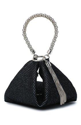 Женский сумка callie JIMMY CHOO черного цвета, арт. CALLIE/GVE | Фото 1