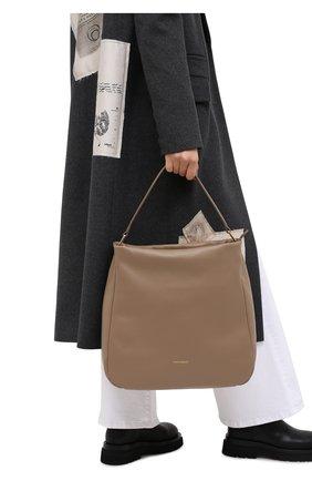 Женский сумка rendez-vous COCCINELLE бежевого цвета, арт. E1 GT0 13 02 01 | Фото 2