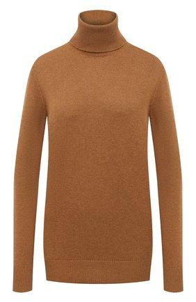 Женская кашемировый свитер DOLCE & GABBANA бежевого цвета, арт. FX832T/JAW5A | Фото 1