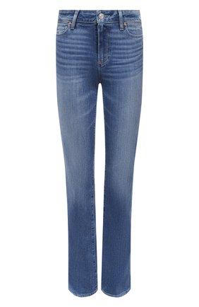 Женские джинсы PAIGE синего цвета, арт. 4108C36-1341 | Фото 1