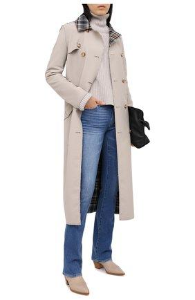 Женские джинсы PAIGE синего цвета, арт. 4108C36-1341 | Фото 2