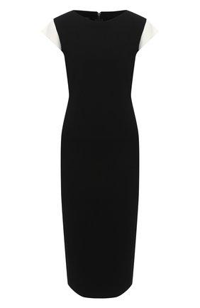 Женское платье ESCADA черного цвета, арт. 5033554 | Фото 1