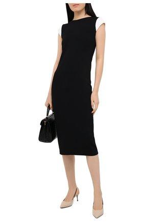 Женское платье ESCADA черного цвета, арт. 5033554 | Фото 2