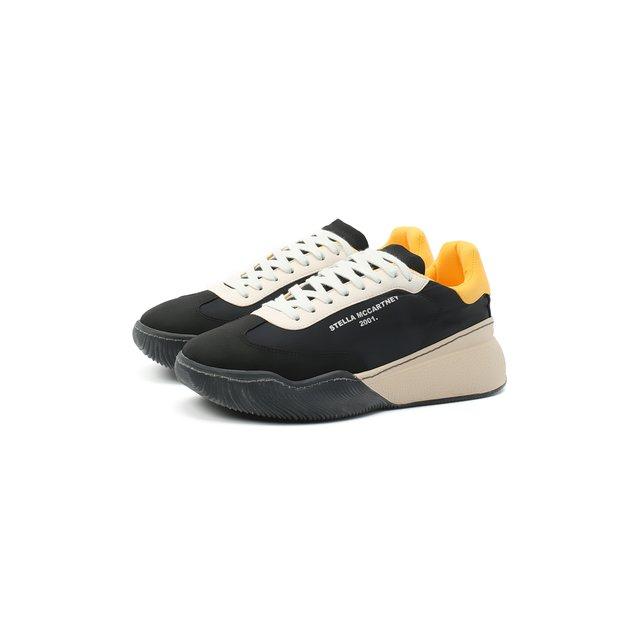 Комбинированные кроссовки Runner Loop Stella McCartney