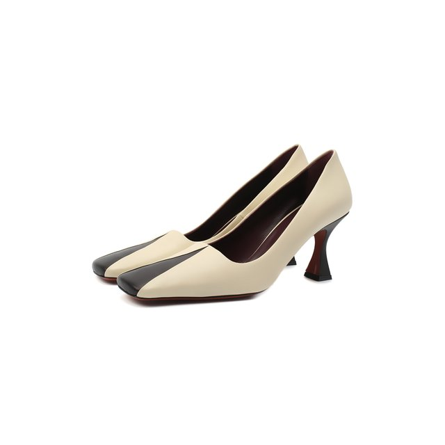 Кожаные туфли Duck Manu Atelier