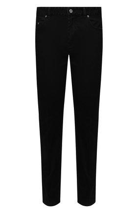 Мужские джинсы ZEGNA COUTURE черного цвета, арт. CVCD14/8VD21 | Фото 1