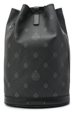 Мужской рюкзак BERLUTI черного цвета, арт. M207345   Фото 1