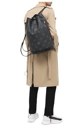 Мужской рюкзак BERLUTI черного цвета, арт. M207345   Фото 2