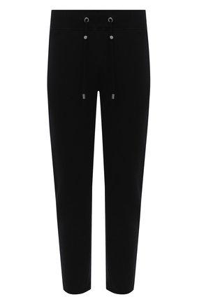 Мужской хлопковые брюки LIMITATO черного цвета, арт. 0SCAR/PANT | Фото 1