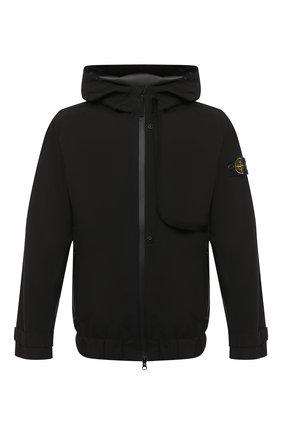 Мужская куртка STONE ISLAND черного цвета, арт. 731940501   Фото 1