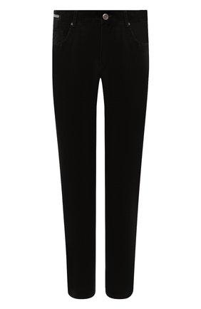 Мужской хлопковые брюки CORNELIANI коричневого цвета, арт. 864L01-0818502/00 | Фото 1