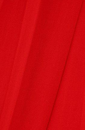 Детские колготки LA PERLA бордового цвета, арт. 40596/4-6 | Фото 2
