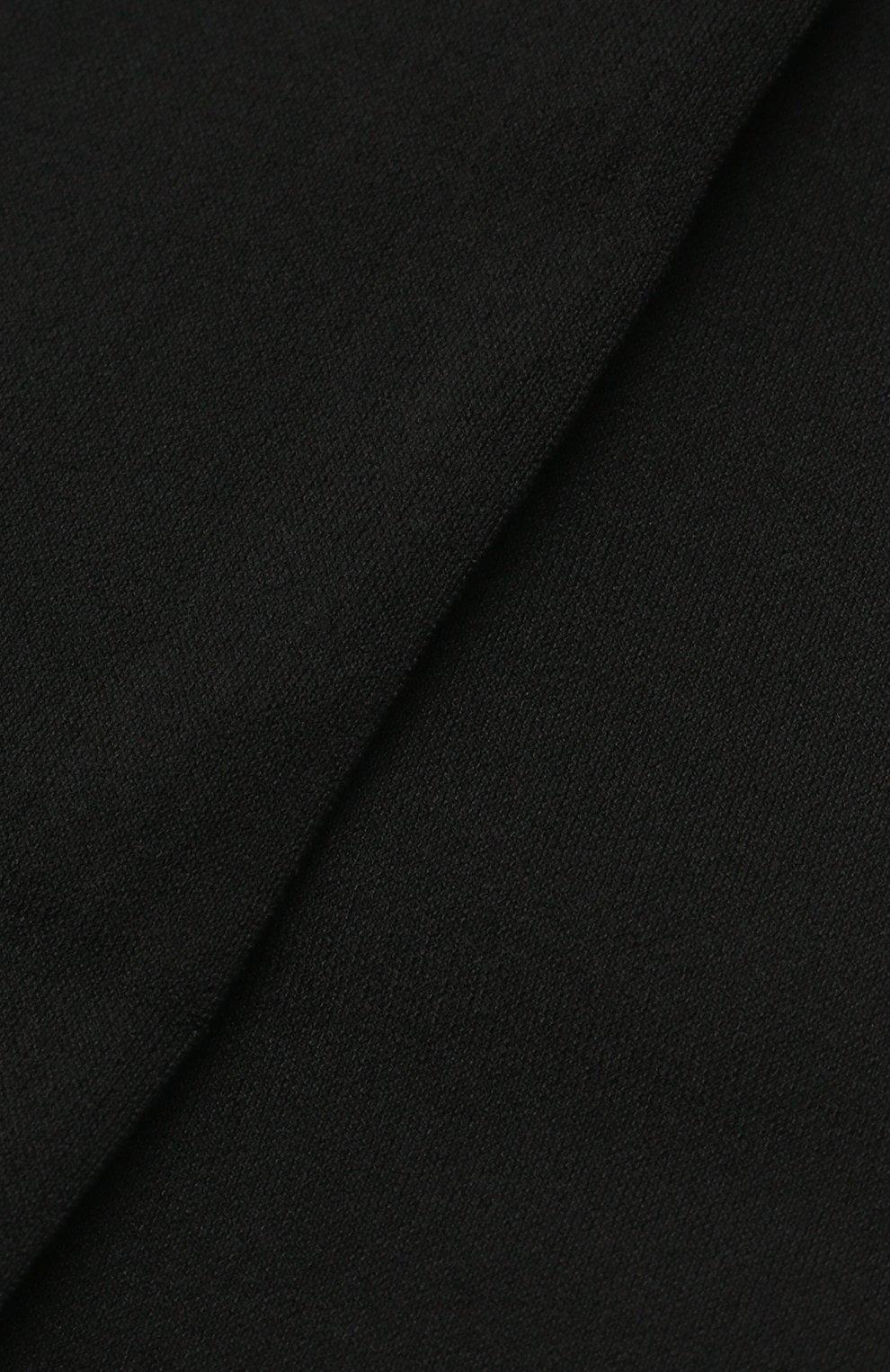 Детские колготки LA PERLA черного цвета, арт. 46105/7-8   Фото 2 (Материал: Текстиль)