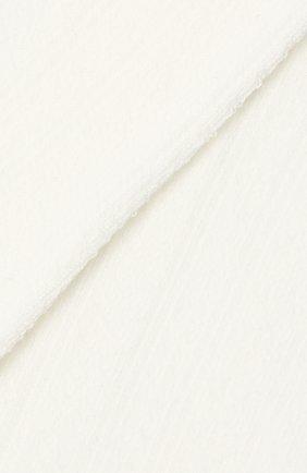 Детские хлопковые колготки FALKE бежевого цвета, арт. 13515. | Фото 2