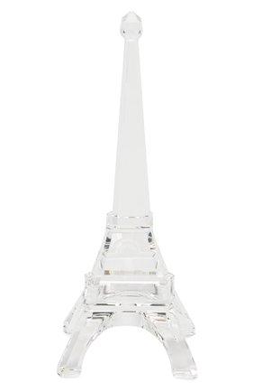 Мужского скульптура eiffel tower SWAROVSKI прозрачного цвета, арт. 5038300   Фото 1