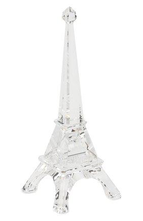 Мужского скульптура eiffel tower SWAROVSKI прозрачного цвета, арт. 5038300   Фото 2