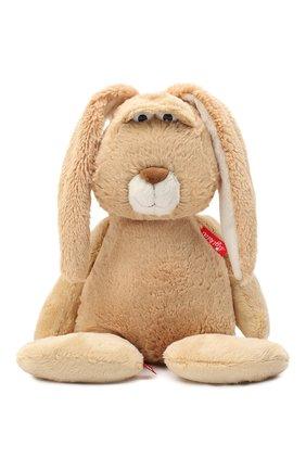 Детского игрушка заяц SIGIKID бежевого цвета, арт. 42460 | Фото 1
