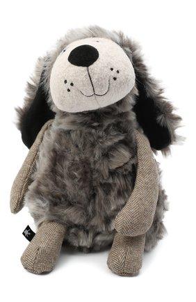 Детского игрушка пухлый пух SIGIKID коричневого цвета, арт. 39311 | Фото 1