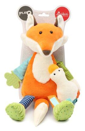 Детского развивающая игрушка лисенок SIGIKID разноцветного цвета, арт. 42483   Фото 1